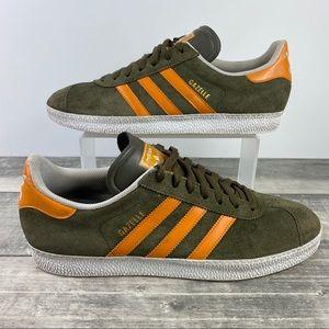 Adidas Gazelle Ii Low Top Casual Suede Sneakers 12